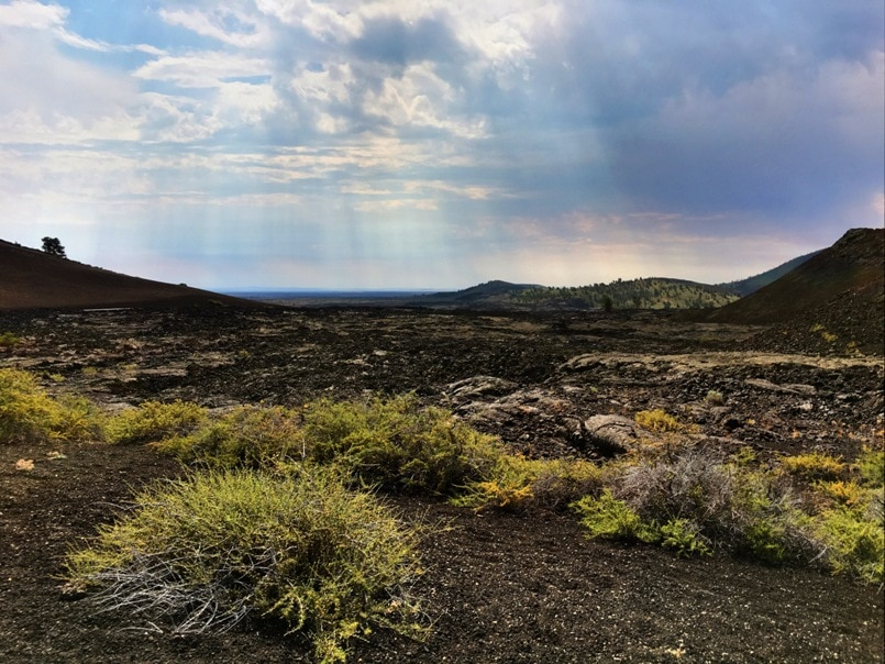 Favorite US National Parks - Craters of the Moon National Monument